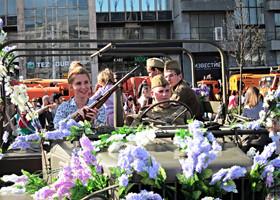 Москва майская и праздничная