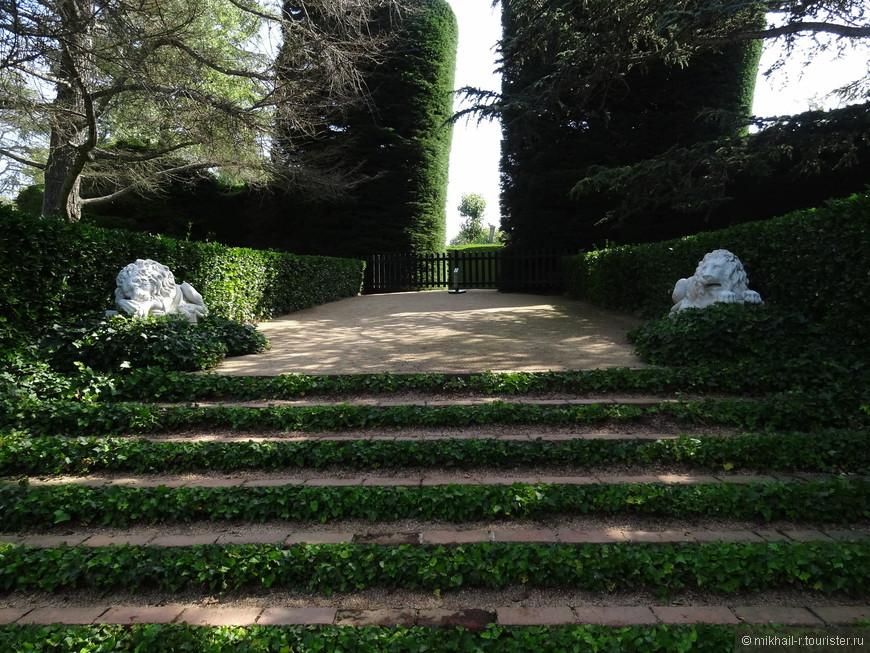 Львиная лестница.