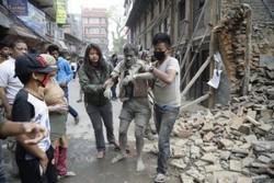 В Непале прошло новое землетрясение