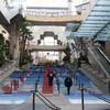 Вход в Торгово-развлекательный центр Голливуд&Хайланд