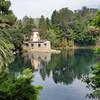 Парк Пяти Религий или Озеро Храмов в Лос-Анджелесе