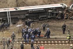 """В США число жертв железнодорожной катастрофы """"выросло"""" до 6 человек"""