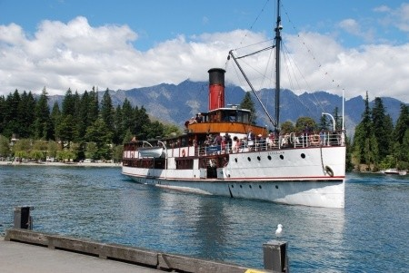 Новая Зеландия – страна длинных белых облаков