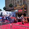 Подготовка театра Долби к мировой премьере нового боевика