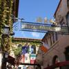 Улица искусств Ла Аркада в Санта-Барбаре