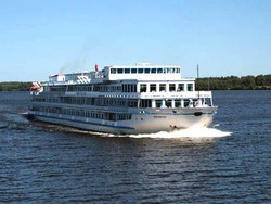 Маловодье на реках России может «испортить» туристический сезон