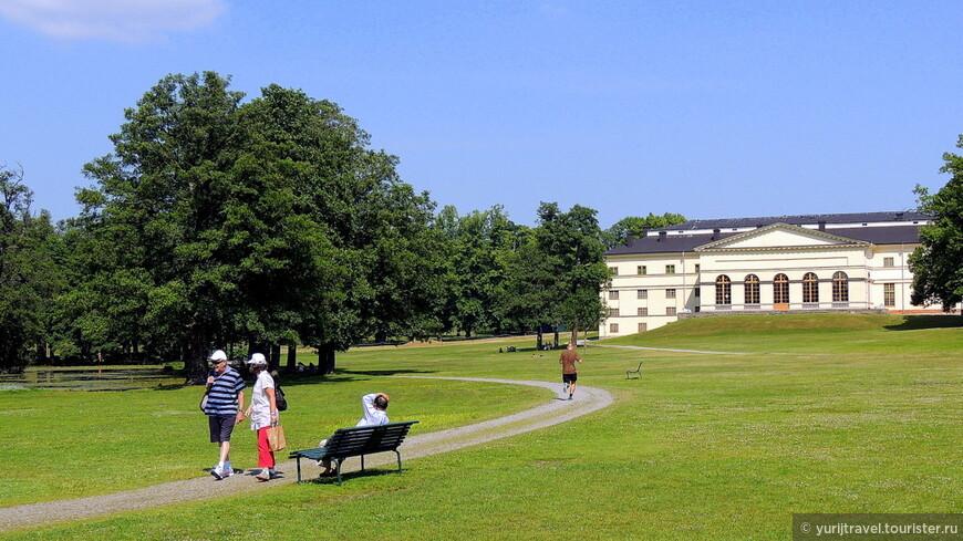 Королевский парк Дроттингхольма — любимое место отдыха жителей и гостей столицы Швеции