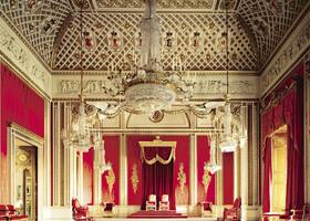 Лондон, дом королевы (5)