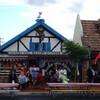 Датская деревня Солванг - булочные и ресторанчики на каждом шагу