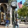 Стейт стрит - центральная улица в Санта-Барбаре
