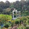 Парк Пяти Религий, или Озеро Храмов в Лос-Анджелесе