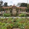 Парк Бальбоа в городе Сан-Диего