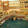 Лас-Вегас - венецианскик каналы в отеле Венеция