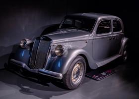 Национальный автомобильный музей Турина