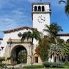 Санта-Барбара - Староиспанское здание Суда