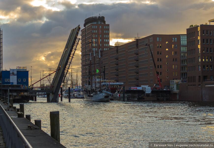 В Haven City разводят мосты
