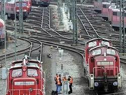 В Германии железнодорожники объявили об очередной забастовке
