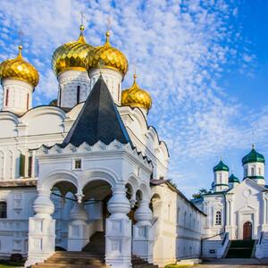 Кострома.Свято-Троицкий Ипатьевский монастырь