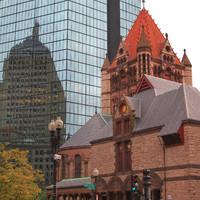 В Бостоне спешат только туристы.
