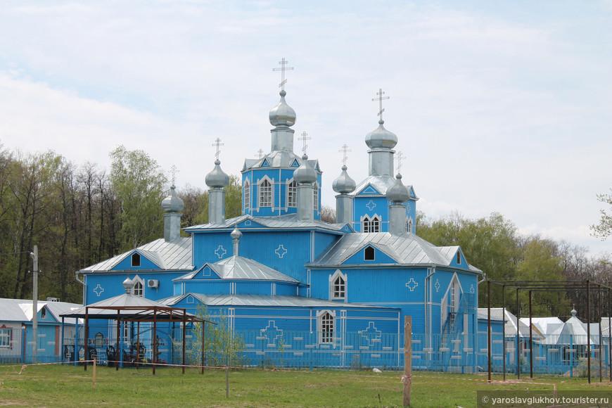 Свято-Авраамиевская церковь.
