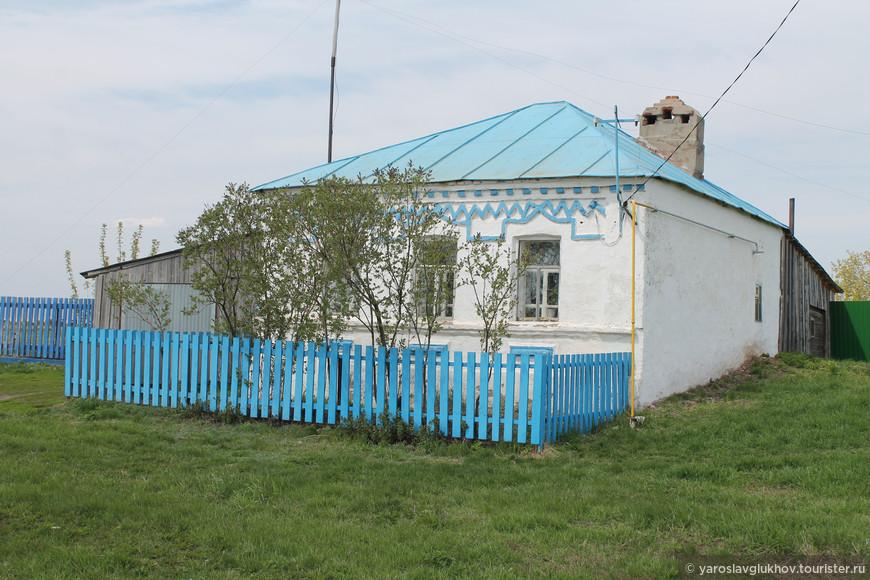 Жилой частный дом на улице Мухамедьяра возле входа в Городище.