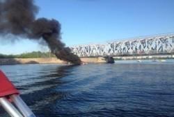 ЧП на Воронежском водохранилище: взорвался катер,  3 человека погибли