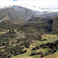 Горный массив Сьерра-Невада-дель-Кокуй