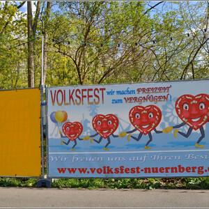 Весенний праздник в Нюрнберге