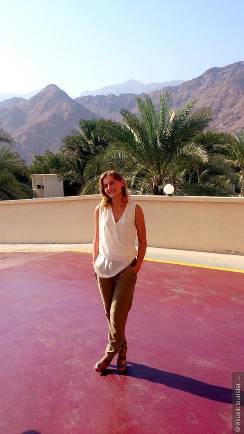 Где-то в Омане....