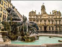 Лион. Франция