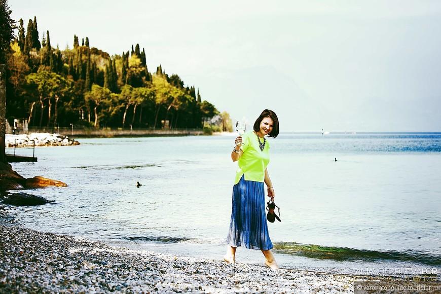 Лугано вино и теплые воды озера Гарда