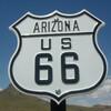Историческая Трасса 66 в Аризоне