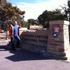 Въезд в Национальный парк Гранд Каньон - Южная точка