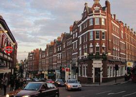 Лондон, прогулка по Хэмпстеду (6)