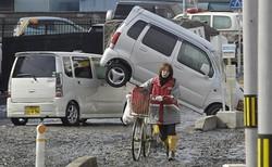 В Японии произошло сильное землетрясение