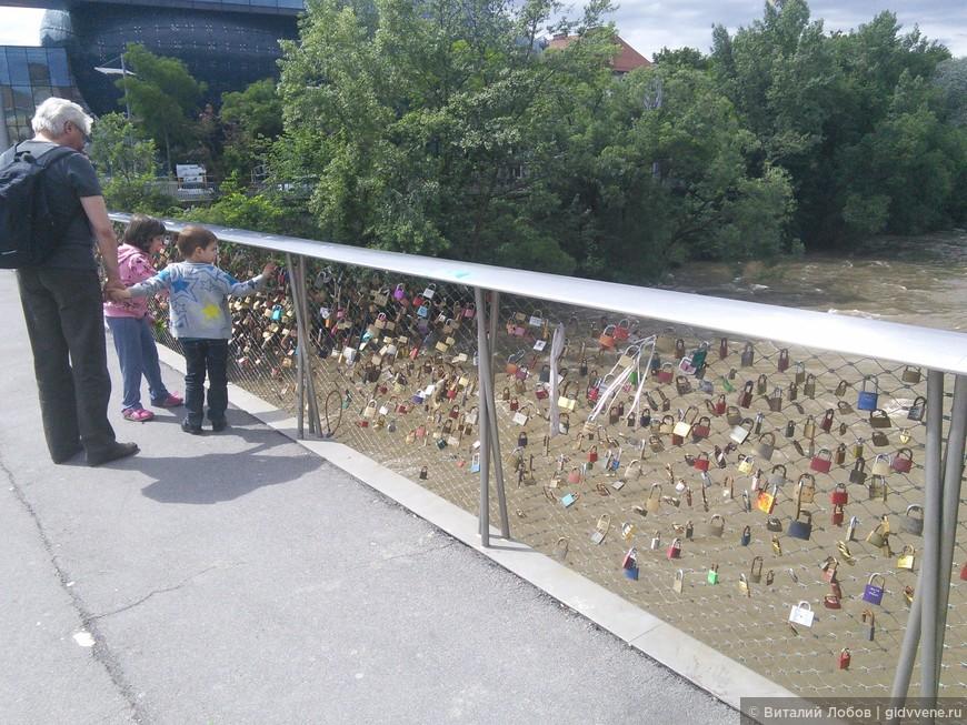 Мост через Мур.