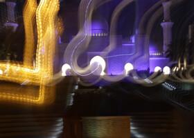 Завораживающий вид мечети Шейха Заида