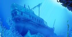 В Крыму на дне моря найден византийский корабль