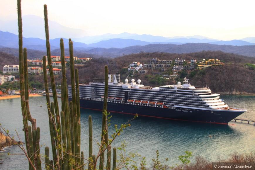 И все же главная красота корабля снаружи! И лучшим фоном может быть океан или живописная бухта.