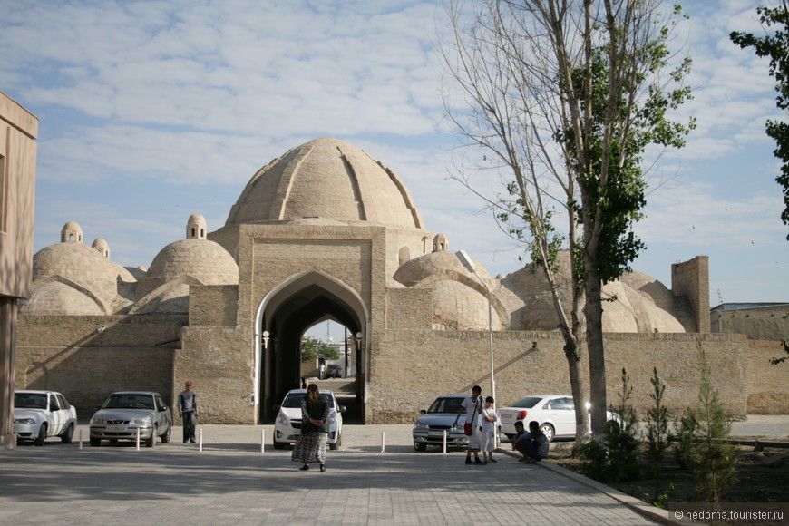 крепость Арк (дворец эмира)