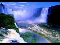Водопады Игуасу Бразилия. часть 1. Iguazu Falls Brazil, 03:27
