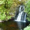 Водопады замковых садов Данвегана