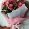 Уже доставленные цветы: № 40-1: букет из