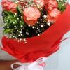 Уже доставленные цветы: № 40-2: букет из