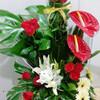 Уже доставленные цветы: № 65-1: композиция - 65$