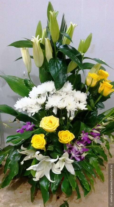 70$ - Доставка цветов в Египте (Шарм-Эль-Шейх) - http://экскурсии-в-египте.рф/service/12578