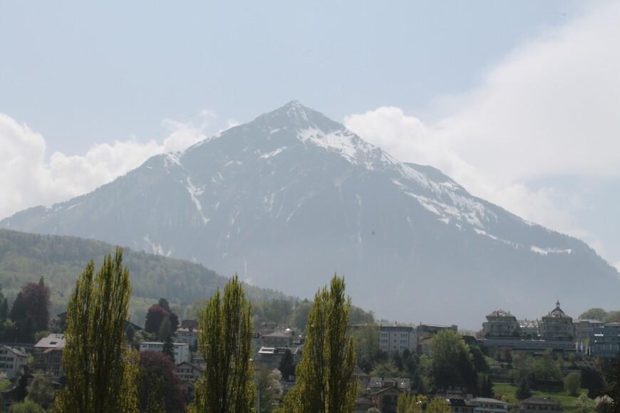 Бернские Альпы (Экскурсия по Бернскому высокогорью)