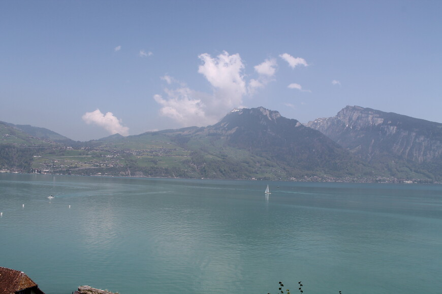 Тунское озеро (экскурсия по Бернскому высокогорью)