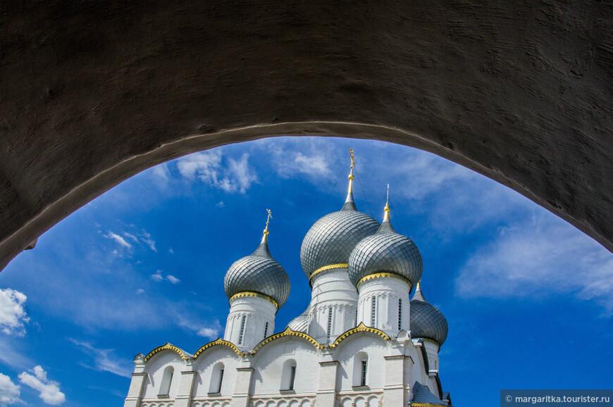купола Церковь Воскресения