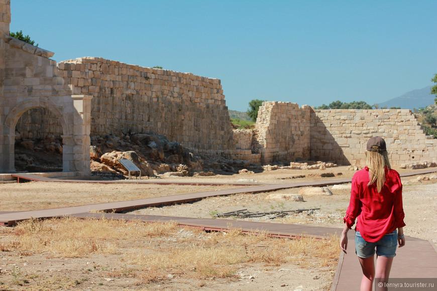 В настоящее время в Патаре ведутся археологические раскопки, но большая часть Патары скрыта под землей.